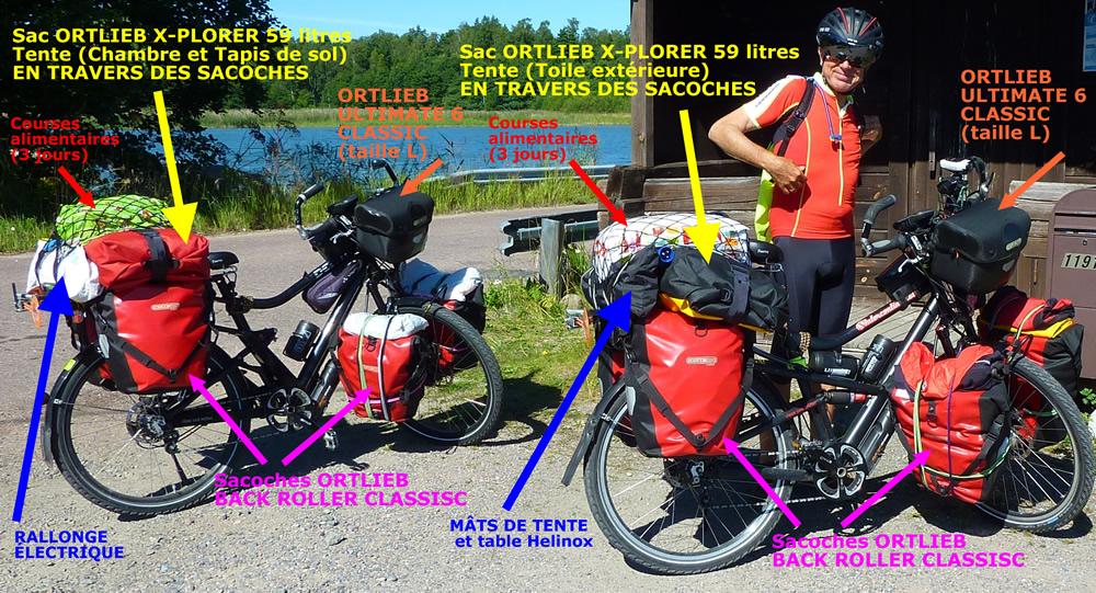— Vélo Camper Plaisir Le À Cyclotourisme En O80PwXnk