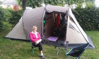Cyclo camping - Tente Robens Midnight Dreamer