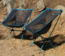 Cyclo camping - HELINOX Chair One - Ready to serve