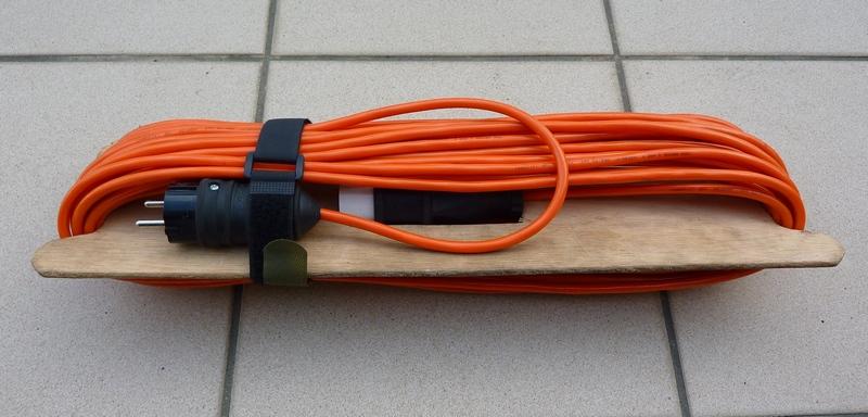 Le plaisir v lo nergie lectrique - Fabriquer rallonge electrique ...